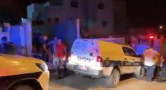 تفجير عبوة ناسفة بمنزل الزميل الصحفي حسن شعلان في باقة للمرة الثانية بعد اسبوعين من اطلاق النار على منزله بالطيبة