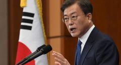 القضاء الكوري الجنوبي يرفض إصدار مذكرة اعتقال في حق مواطن رمى الرئيس بحذائه
