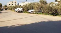 قوات معززة من الشرطة بمساندة مروحية تبحث عن سجين هارب في كفركنا