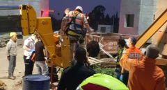 المركز: إصابة خطيرة لعامل إثر سقوطه عن ارتفاع في بلدة غديرا
