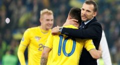 رسميا.. شيفتشينكو يمدد عقده مع المنتخب الأوكراني حتى نهاية 2022
