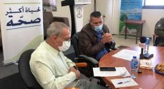 رئيس مجلس يافة الناصرة  للبروفيسور اش  : اكتشفنا عشرات المصابين قدموا  من تركيا ونقلوا العدوى