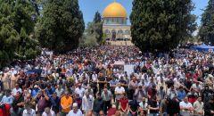 المسلمون حول العالم يستعدون لإحياء ليلة القدر والشرطة الاسرائيلية تتأهب في القدس