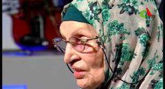 """رحيل """"زهرة المسرح الجزائري"""" نورية قزدرلي"""