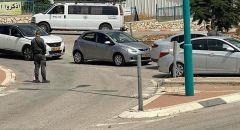 البحث عن الأسرى الهاربين ما زال مستمرًا والشرطة تنشر قواتها في منطقة مرج إبن عامر