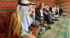 نتنياهو في زيارة في النقب ويعد بتخصيص مليارد شيكل لمحاربة الجريمة وحل مشاكل البدو