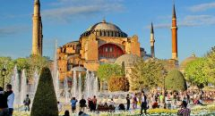 مفتي الديار المصرية: تحويل تركيا لكنيسة آيا صوفيا إلى مسجد لا يجوز شرعا