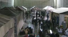 مؤسسة تنشر توثيق جديد يكشف: سجانون يعتدون بوحشية على أسرى فلسطينيين مكبّلين في سجن النقب