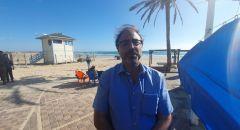 الحمرا في مقابلة مع رئيس مجلس كفر ياسيف المحامي شادي شويري من شاطئ حيفا