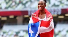 أولمبياد طوكيو.. العداءة البورتوريكية كوين تحرز ذهبية 100 متر حواجز