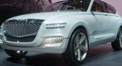 الكشف عن تصميم السيارة الفاخرة الجديدة من Genesis