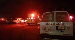 اصابة فتى بجراح اثر سقوطه عن دراجة هوائية في دالية الكرمل