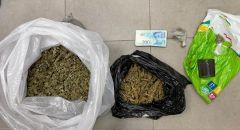 اعتقال مشتبهين من شقيب السلام بشبهة حيازة مخدرات
