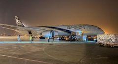 160 جهاز تنفس والأطنان من المعدات الوقائية: ارسال 11 طائرة اسرائيلية الى الصين