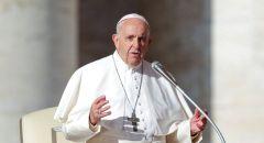 البابا فرنسيس يدعو لإنهاء العنف في القدس