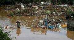 أوروبا تحت وطأة الفيضانات |  أكثر من 81 قتيلا جراء الفيضانات في ألمانيا