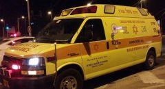 شقيب السلام: إصابة طفلة بجراح جراء سقوطها عن ارتفاع