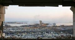 محافظ بيروت: حجم أضرار انفجار مرفأ بيروت يتراوح بين 3 و5 مليارات دولار