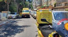 حيفا: مصرع عامل(55 عامًا) جراء سقوطه عن ارتفاع مبنى خلال عمله
