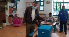 رئيس مجلس الرينة المحلي جميل بصول يدعو للتصويت ورفع النسبة من أجل مساعدة الاحزاب العربية ودعمها.