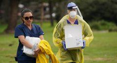 حصيلة اصابات كورونا في العالم تقترب من 3 مليون