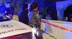 الشرطة تدقق على  المركبات عند  مداخل ومخارج كفرمندا