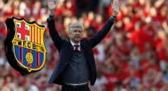 """فينغر """"أسطورة أرسنال"""" يرد على عرض برشلونة لتدريب الفريق"""