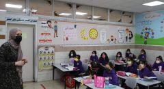 عودة 5500 طالبا إلى مقاعد الدراسة في كفرقرع