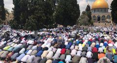 السماح بافتتاح المساجد والدخول الى الاقصى