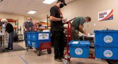 أميركا: بدء فرز أصوات المقترعين في التصويت المبكر