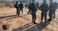 الجيش الاسرائيلي: محاولة طعن وتحييد فلسطيني قرب الخليل