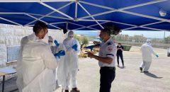 اليكم القائمة الكاملة والمحتلنة للمصابين بفيروس الكورونا في البلدات العربية
