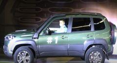 روسيا تصنع نماذج جديدة كليا من سيارات Niva الشهيرة