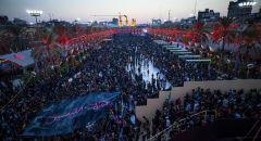 السلطات العراقية: مندسون افتعلوا احتكاكا مع القوات الأمنية خلال الزيارة الأربعينية