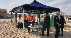 العثور على جثة رجل بعد عمليات بحث واسعة في شاطئ اشدود