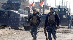 """كركوك ,,, تصفية عدد من مسلحي """"داعش"""" بعملية أمنية"""