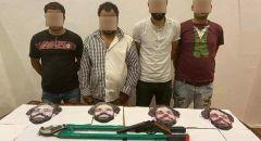 مصر.. القبض على عصابة قناع وجه محمد صلاح في عمليات السرقة
