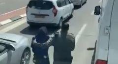 حملة للشرطة ضد المتسولين في الشوارع والطرقات