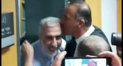 فيديو لحظة الإفراج عن الشيخ كمال الخطيب وتحويله للحبس المنزلي