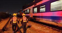 مصرع رجل بعد تعرضه للدهس بمحطة قطار في كريات حاييم