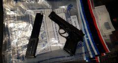 الشرطة تضبط اسلحة وذخيرة في عدة بلدات عربية بمنطقة الشمال