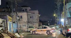 ام الفحم : حملة اعتقالات  تقوم بها الشرطة وتطلق قنابل الغاز على الاهالي والبيوت