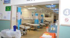 مستشفى نهاريا : وفاة مسن من المزرعة بقسم الكورونا