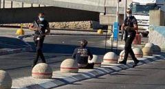 أمروه بالتوقف ولم يسمعهم ليتبين انه أصم - حرس الحدود يطلق النار على فلسطيني  عند حاجز قلنديا
