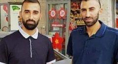مقتل الشقيقين شافع وصلاح محمد ابو حسين من باقة الغربية بعد تعرضهما لاطلاق نار في طولكرم