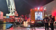 لقاء تضامني لرؤساء اللجان العمالية دعما لنضال رجال الإطفاء