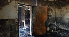 اندلاع حريق داخل مبنى في بلدة كسيفة