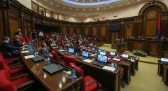 """البرلمان الأرميني يعلن إلغاء """"حالة الحرب"""""""