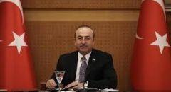 وزير الخارجية التركي يبدأ جولة خليجية تضم 3 دول غدا الثلاثاء