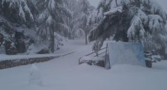 حالة الطقس: أجواء ماطرة مصحوبة بعواصف رعدية وجبل الشيخ يكتسي الحلة البيضاء
